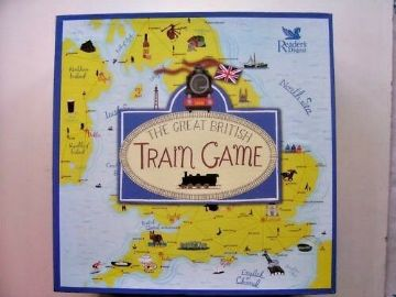 The Great British Train Board Game (2008)